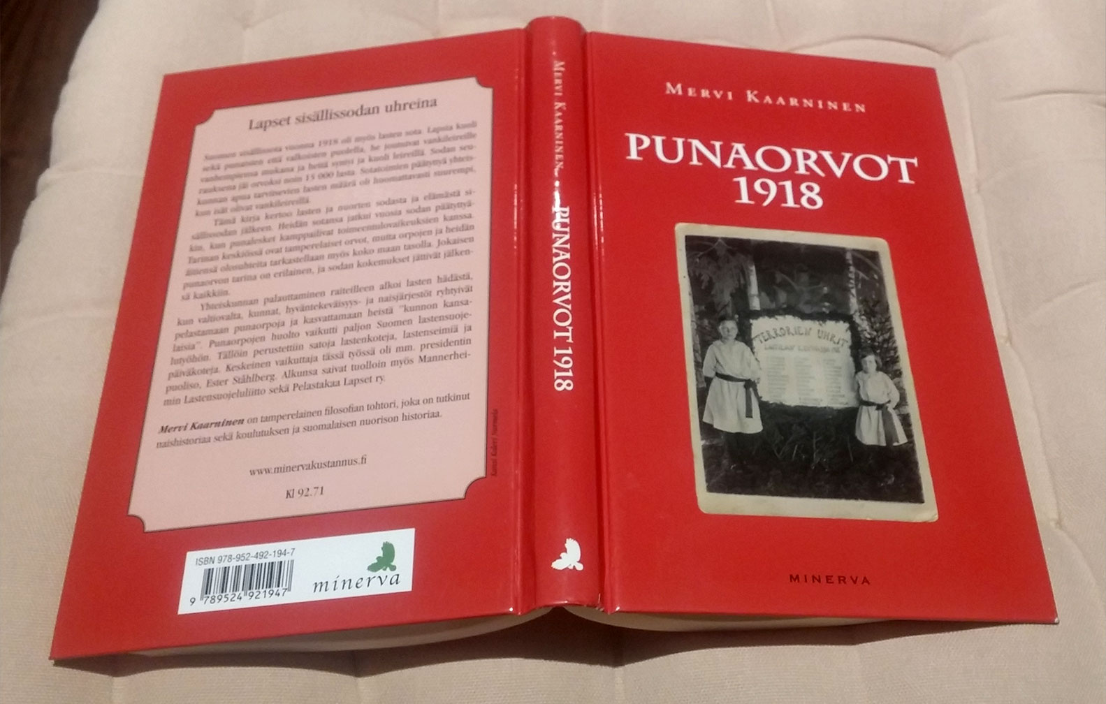 Punaorvot-1918