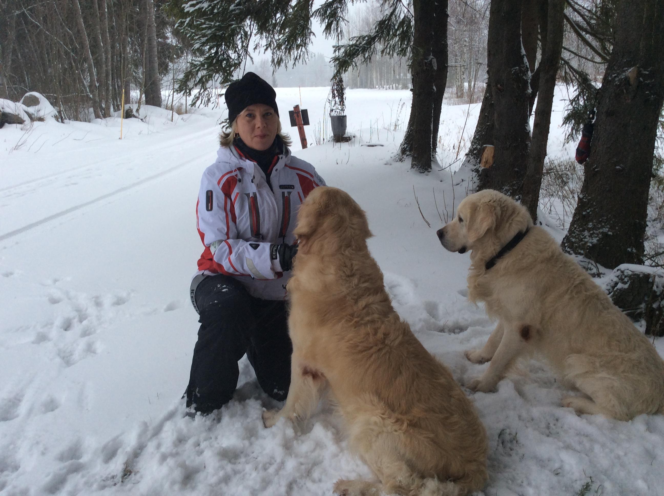 Hanna Laine ja Koirat